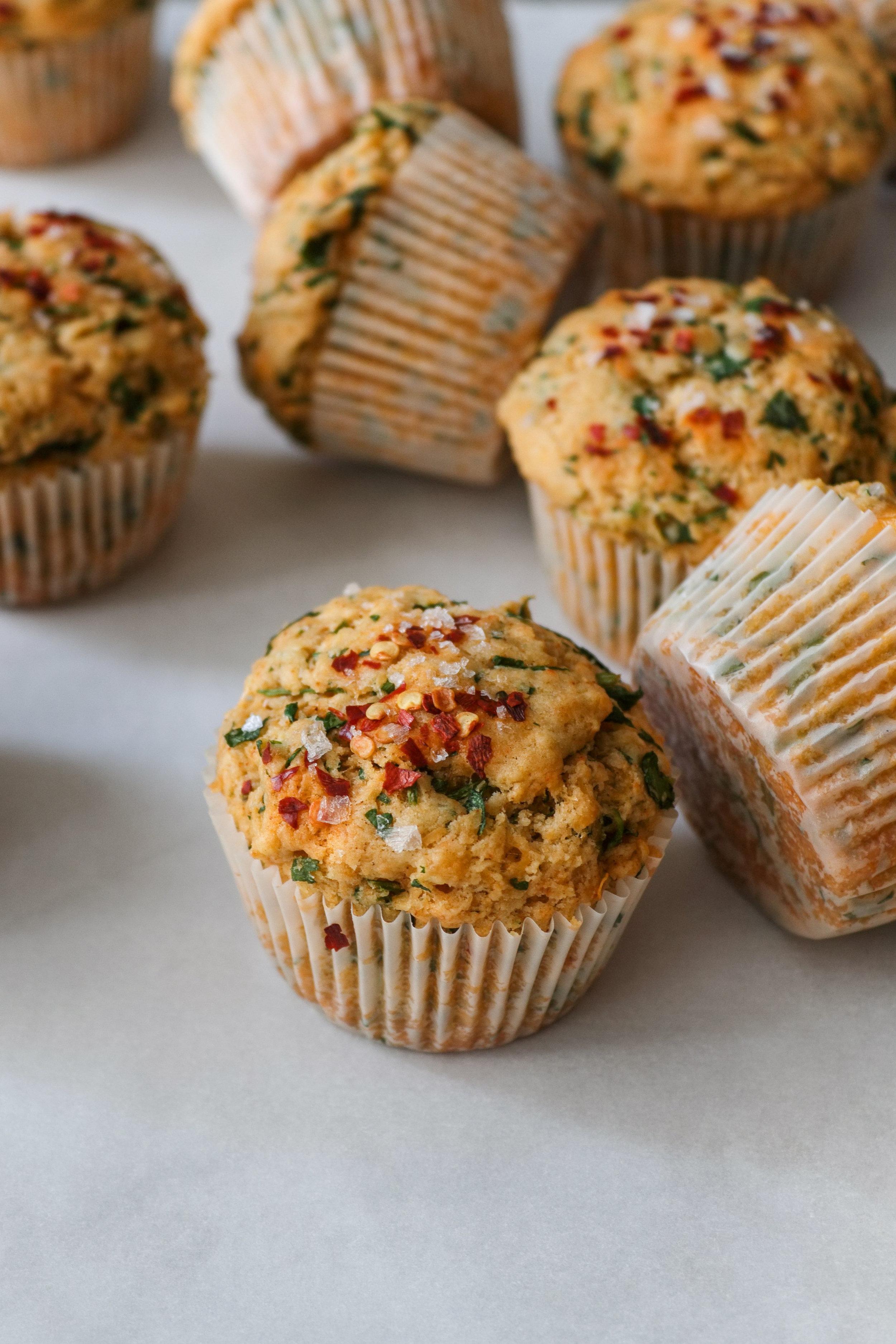 Cheddar cilantro muffins 2.jpg