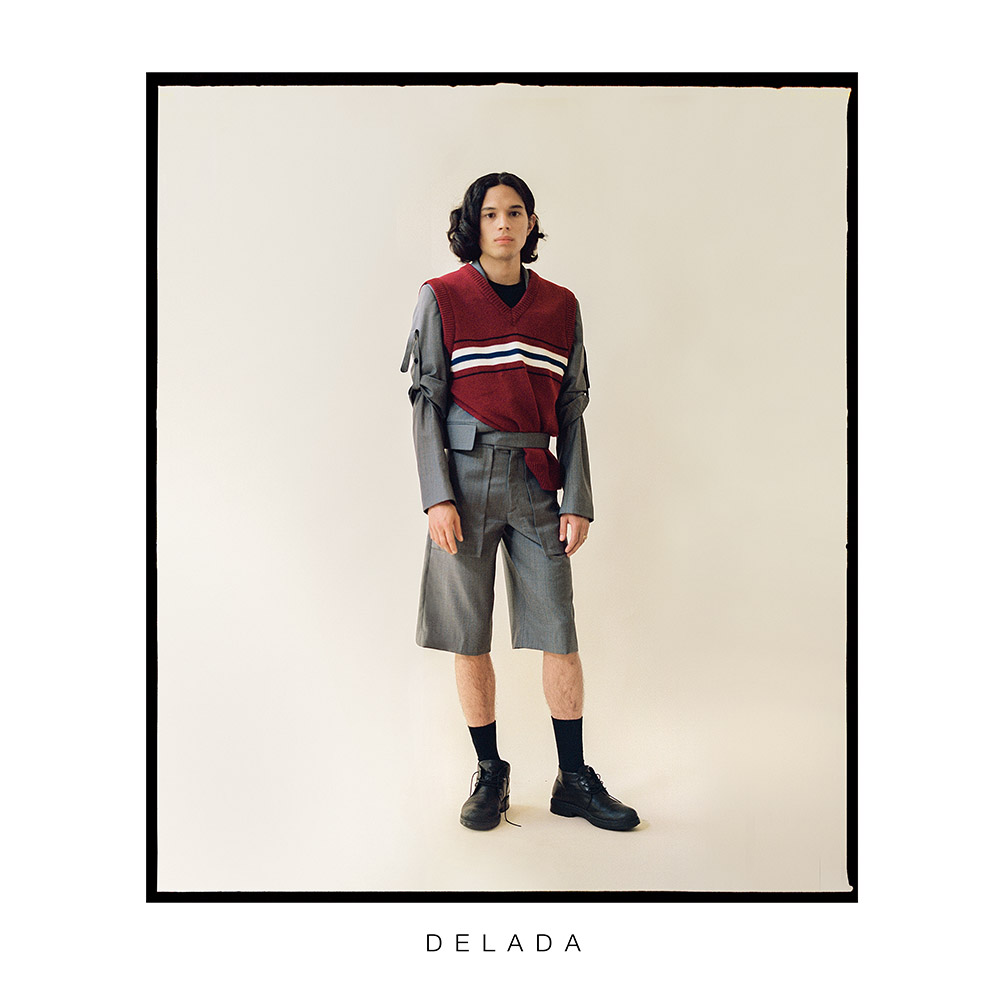 More Images and info about DELADA SS19 Men