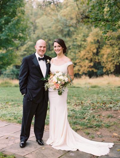 Washingtonian Bride & Groom // February 2015