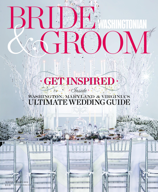 Washingtonian Bride & Groom // Winter 2012