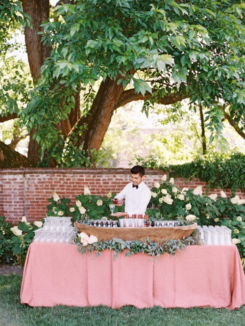Southern Weddings // October 2014