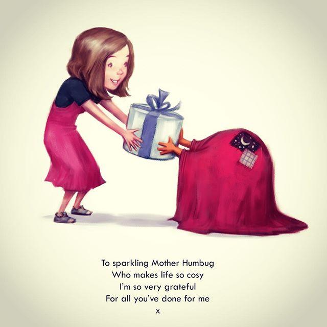 #mothersday #picturebook #picturebookillustration #kidlitart