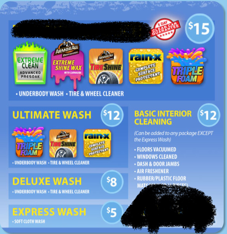 Regular Wash