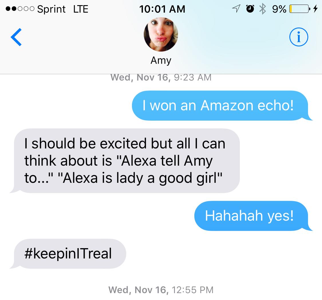 Amy Text