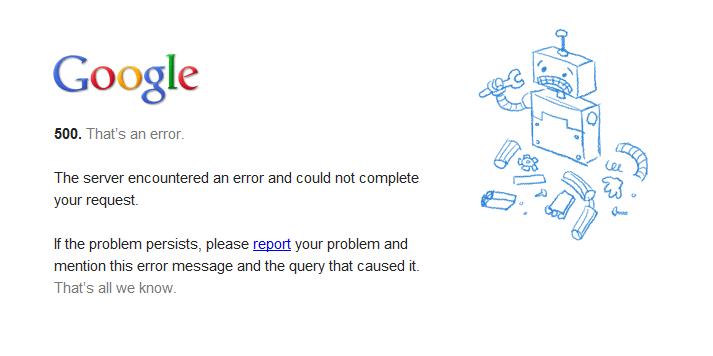 Google's Bluntness