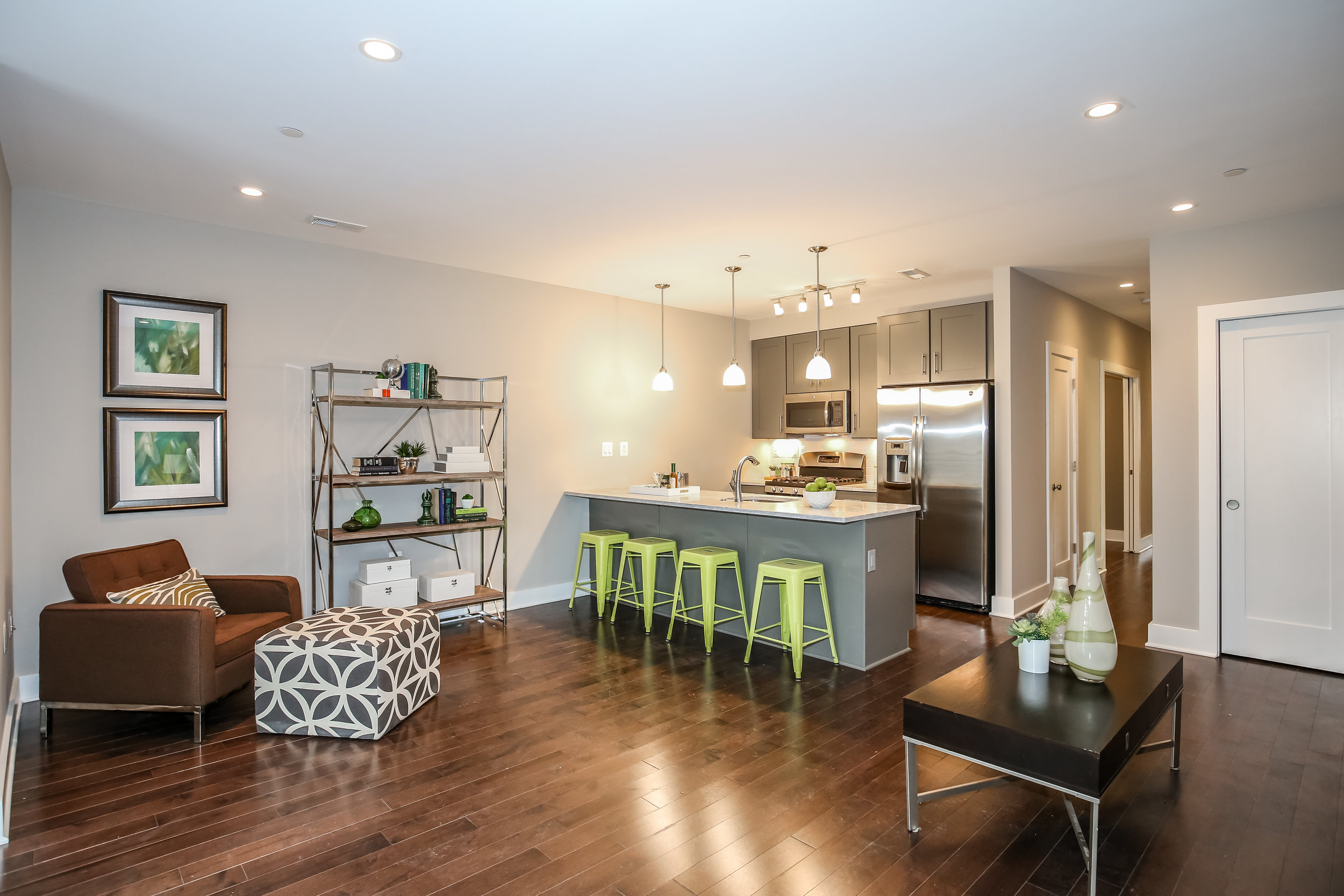 LIONSHEAD: 3821 14th St NW - 9 3BR/2BA CONDOS IN COLUMBIA HEIGHTS