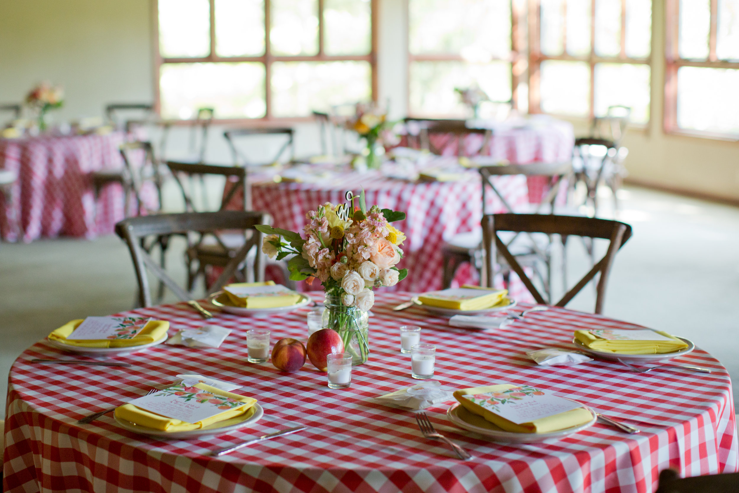 Southern BBQ Dinner Inspired Retreat