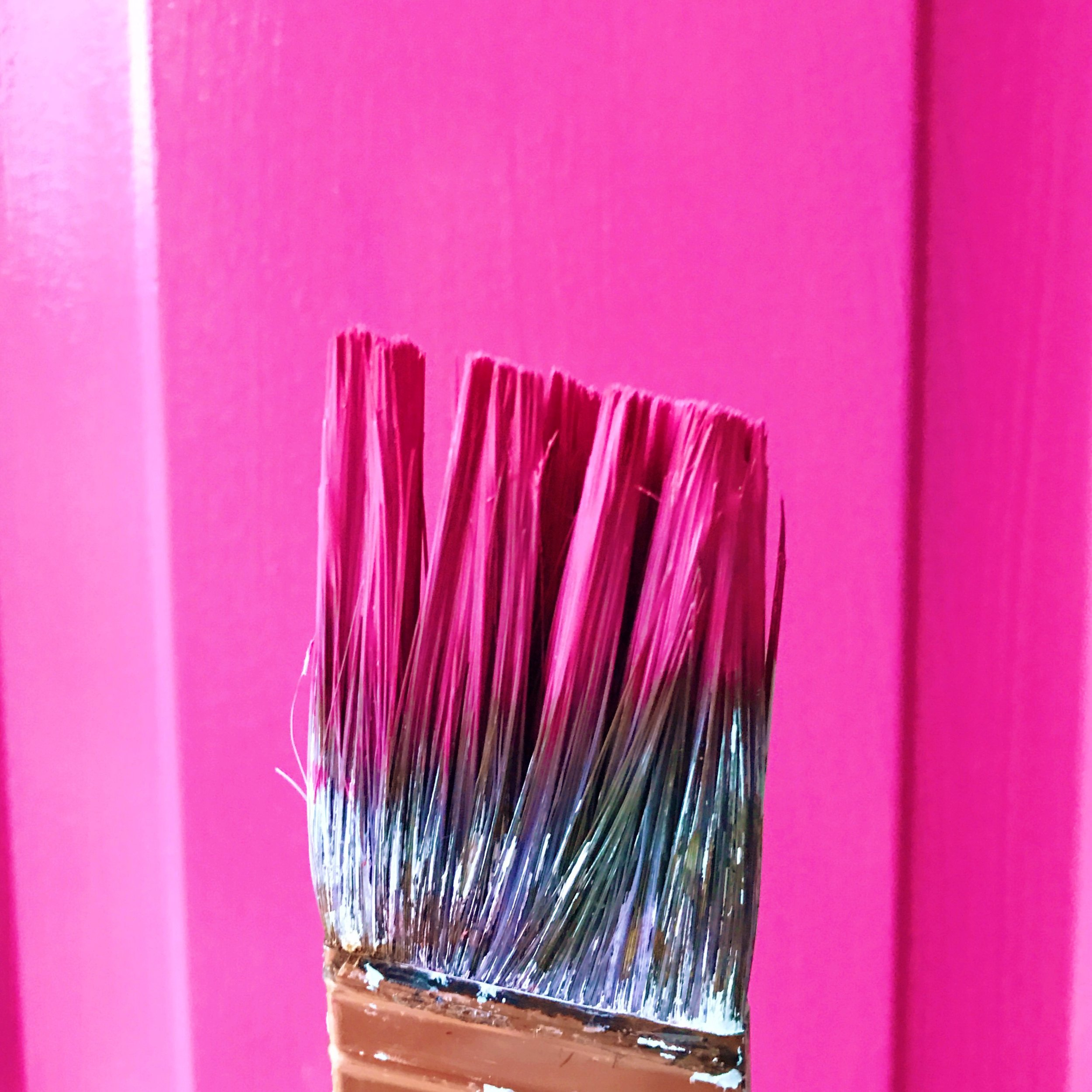 Pagoda by Behr. The perfect berry inspired hot pink!