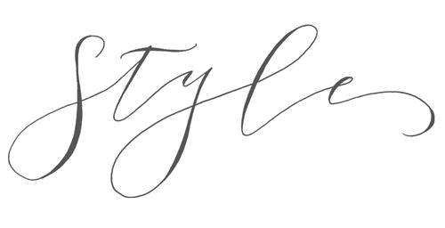 Organic Calligraphy