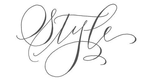 Moder Calligraphy