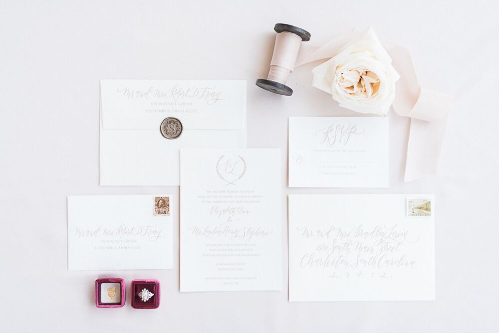 Photography credit:  Ashley Link Photography  Styled by  Tara Nicole Weddings  and featured on  Style me Pretty