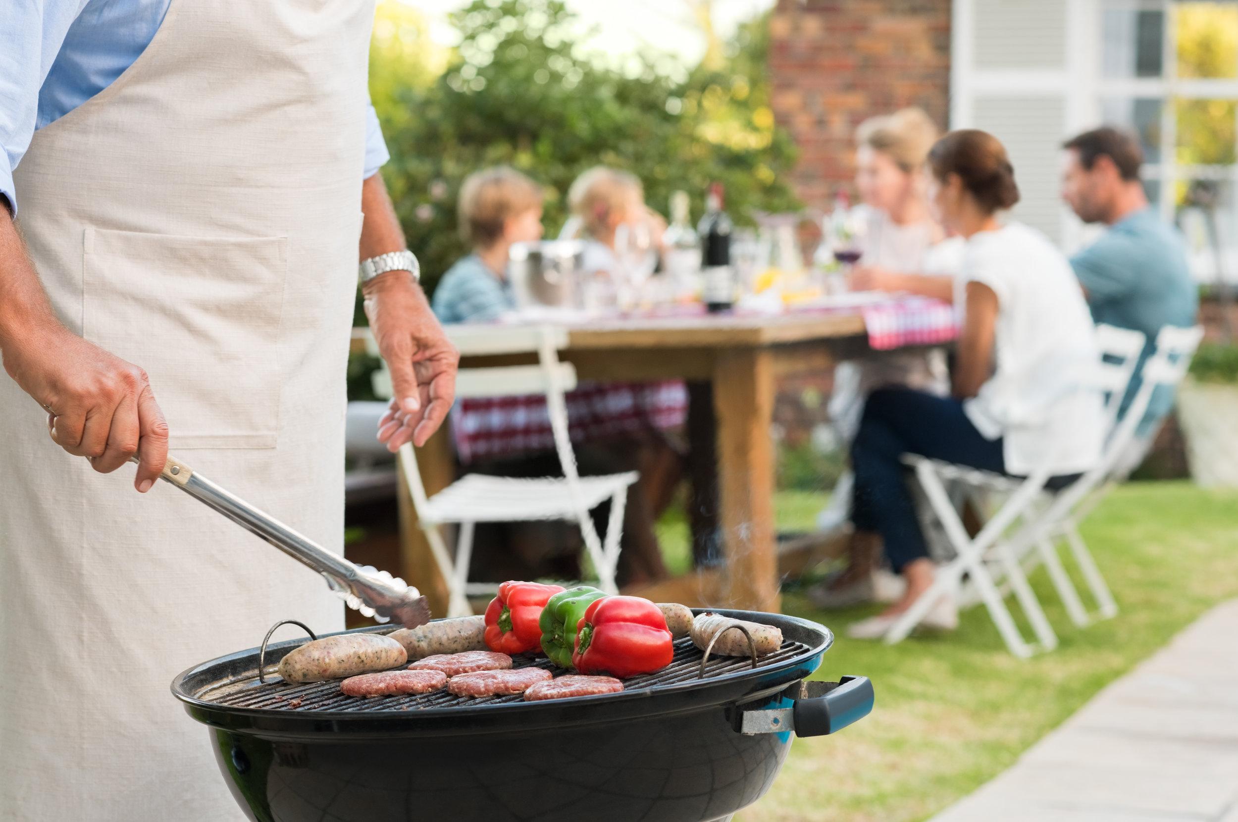 Vine Ripe's Backyard BBq - Click here to see our Backyard BBQ Menu.