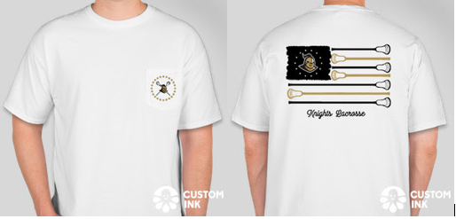 WHITE FLAG SHIRT - Get our new shirt by sending $15.00 to our venmo @ucflax