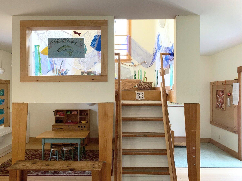 The Loft in Preschool One