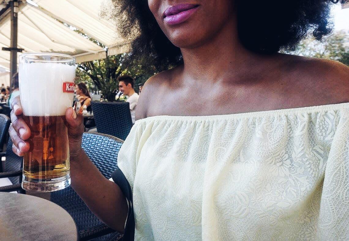 Croatian Beer - Black Milk Women