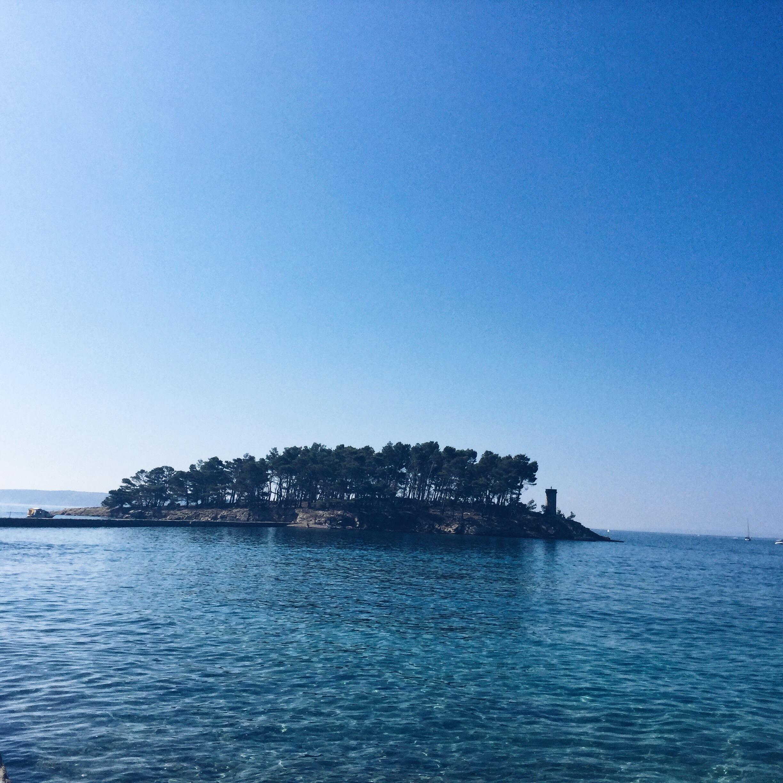 Rab Island - Croatia - Black Milk Women