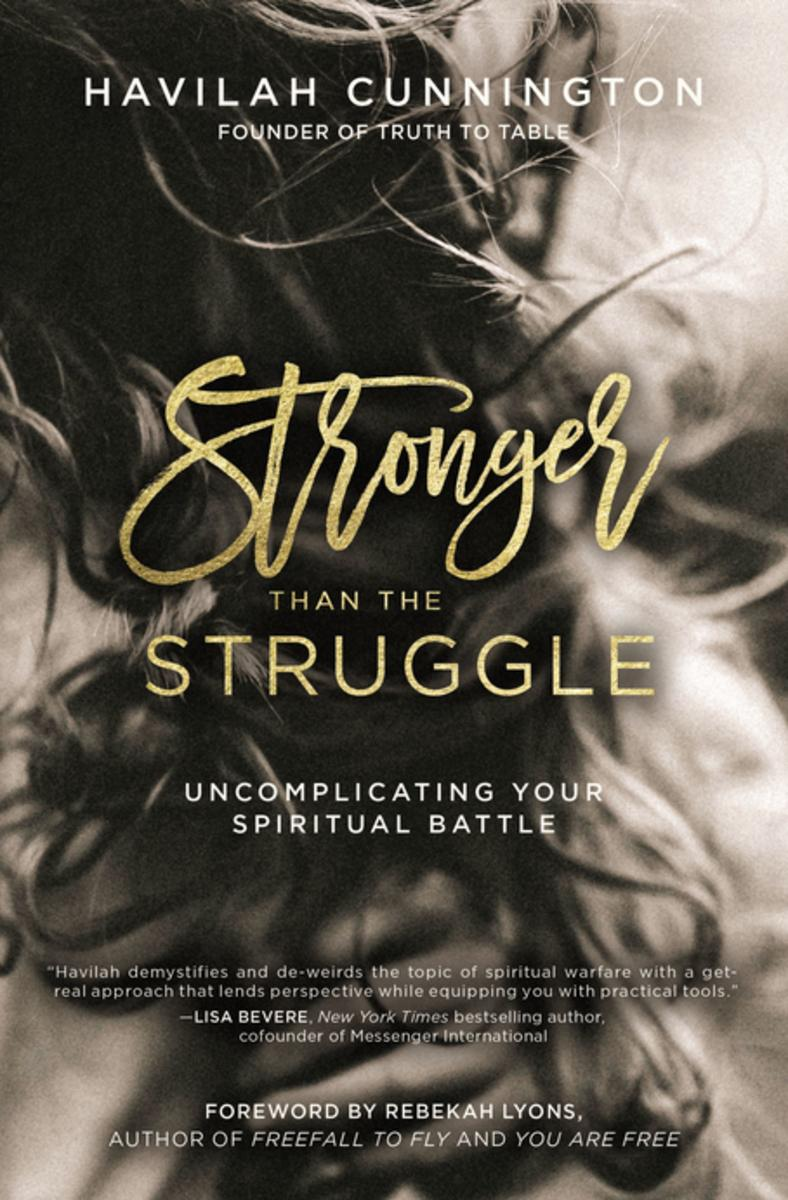 """""""Why do I still struggle if I'm faithfully following God?""""We all face challenges. On any given day, the problems of real life can take our breaths away. Our marriages, finances, relationships, and health are regular struggles, and that's just the beginning. Doesn't the Bible say the war has already been won? So why do we still battle? In a down-to-earth, let's-get-real approach, popular Bible teacher Havilah Cunnington cuts through the confusion and shows us how to discern whether we're dealing with battles within ourselves, resistance from God, or genuine fights with the Devil."""