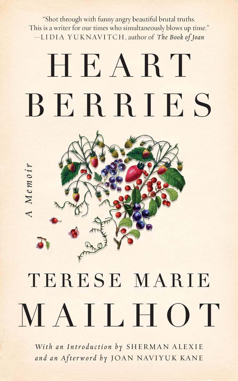 Heart Berries is a powerful, poetic memoir of a woman's coming of age on the Seabird Island Indian Reservation in the Pacific Northwest. Having survived a profoundly dysfunctional upbringing only to find herself hospitalized and facing a dual diagnosis of post traumatic stress disorder and bipolar II disorder; Terese Marie Mailhot is given a notebook and begins to write her way out of trauma.
