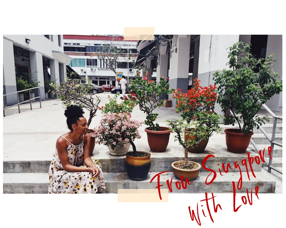 Travel Sweet Memories in Singapore - Black Milk Women