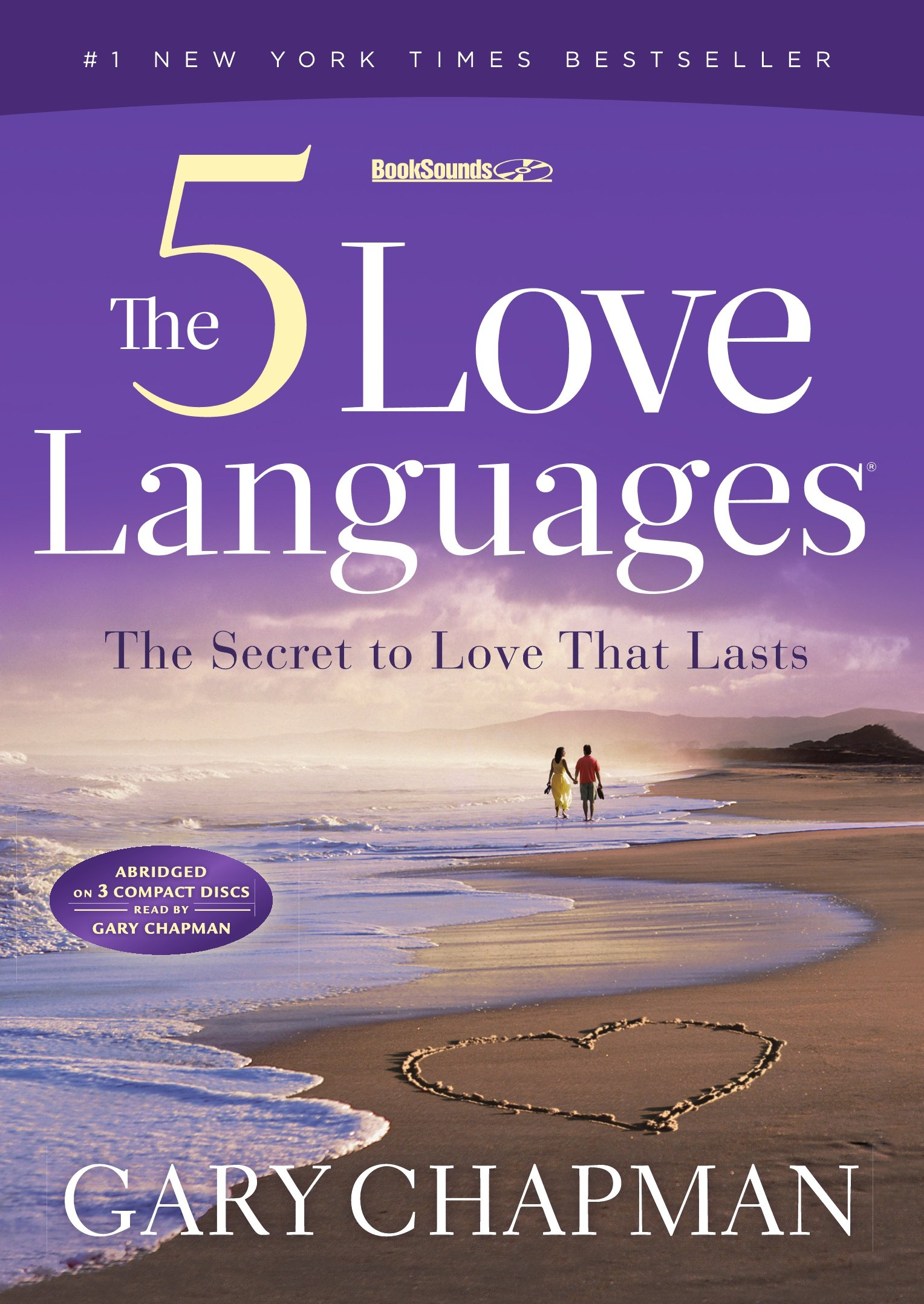 Falling in love is easy. Staying in love—that's the challenge. How can you keep your relationship fresh and growing amid the demands, conflicts, and just plain boredom of everyday life? The 5 Love Languages is as practical as it is insightful., you'll discover the secret that has transformed millions of relationships worldwide. Whether your relationship is flourishing or failing, Dr. Gary Chapman's proven approach to showing and receiving love will help you experience deeper and richer levels of intimacy with your partner—starting today