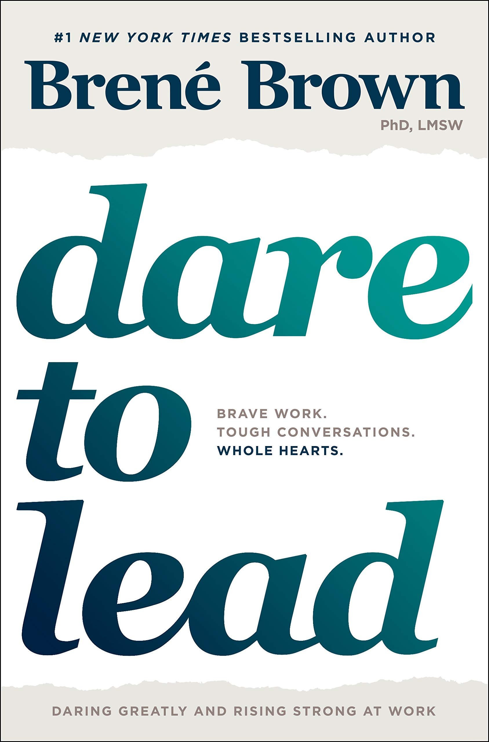 Leadership is not about titles, status, and wielding power. A leader is anyone who takes responsibility for recognizing the potential in people and ideas, and has the courage to develop that potential. But daring leadership in a culture defined by scarcity, fear, and uncertainty requires skill-building around traits that are deeply and uniquely human. In this new book, Brown uses research, stories, and examples to answer these questions in the no-BS style that millions of readers have come to expect and love.