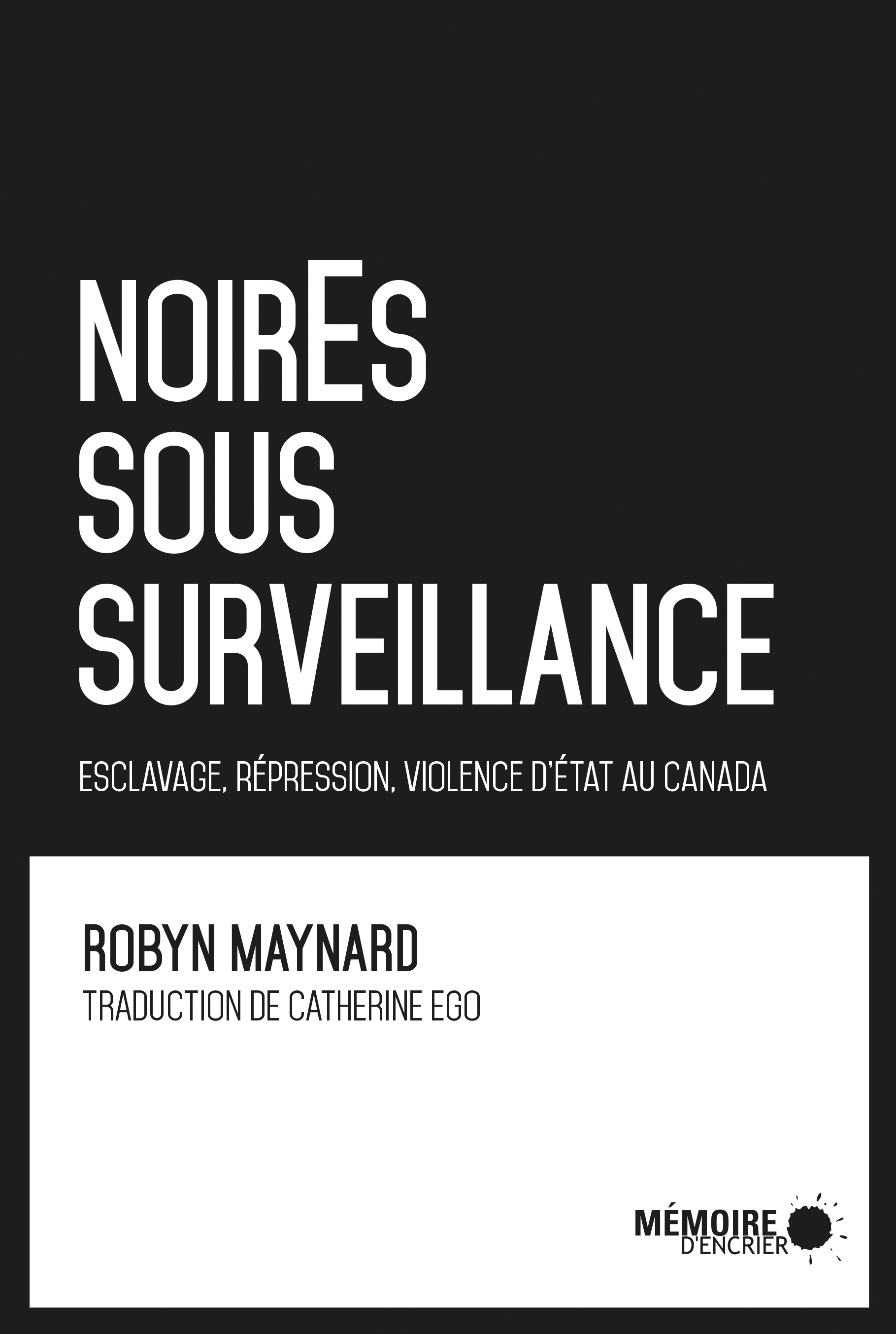 Delving behind Canada's veneer of multiculturalism and tolerance, Policing Black Lives traces the violent realities of anti-blackness from the slave ships to prisons, classrooms and beyond. Robyn Maynard provides readers with the first comprehensive account of nearly four hundred years of state-sanctioned surveillance, criminalization and punishment of Black lives in Canada.