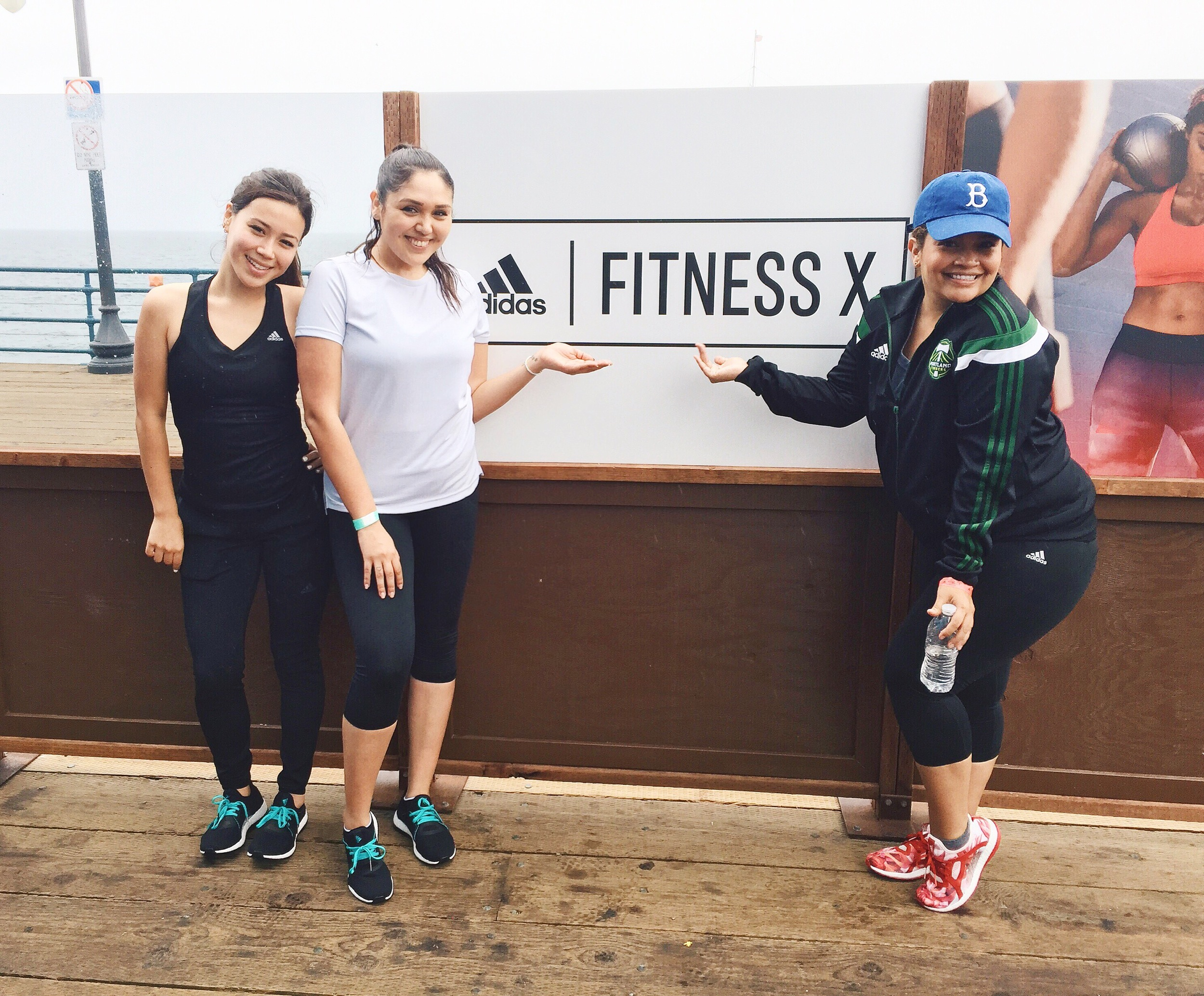 June 11, 2016 - Adidas Fitness X Launch Event ( Read More Here )