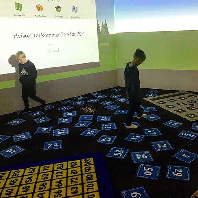 Aktiv matematik i fremtidens, her er det nutidens læringsrum. Så blir det ikke mere undervisning 2017 hipt.