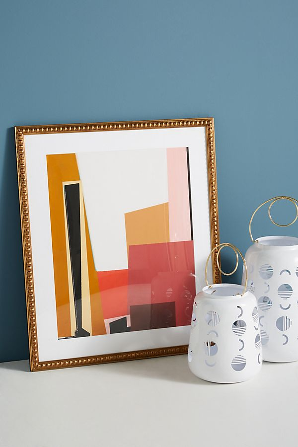 """""""Forms in a White Sky"""" @ Anthropologie"""