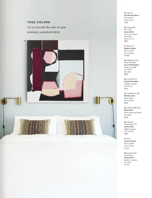 Saatchi Art Catalog - Fall 2016