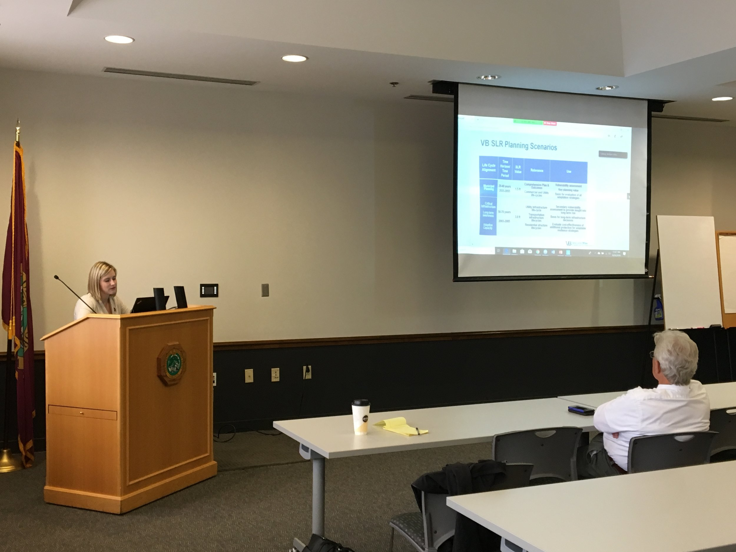 Whitney McNamara, VA Beach - ASFPM Presentation