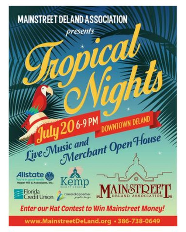 Ryan Ace Music will be at Tropical Nights tomorrow! Come and stop by our tent! #RyanAceMusic #TropicalNights