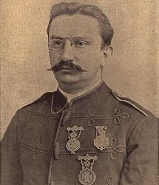 """Happy Birthday to American composer Charles A. Zimmermann! He composed many marches and popular music, and served as the bandmaster at the United States Naval Academy since the age of 26. His most famous composition is """"Anchors Aweigh"""", although he also wrote numerous songs for the 1902 version of the play """"The Wizard of Oz"""". Check out his compositions to celebrate his birthday today!  #RyanAceMusic"""