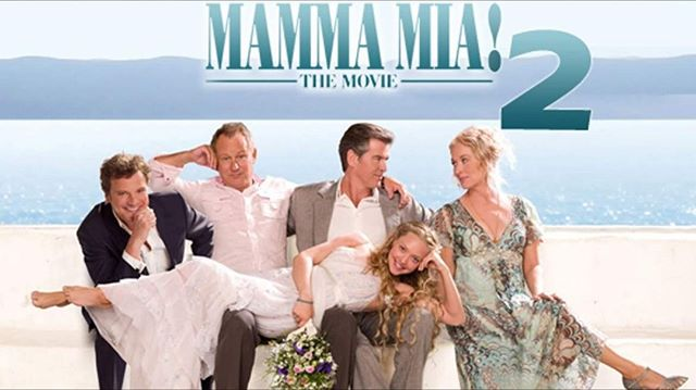 Check out the new Mamma Mia movie! It incorporates some of the best ABBA songs! #RyanAceMusic #MammaMia