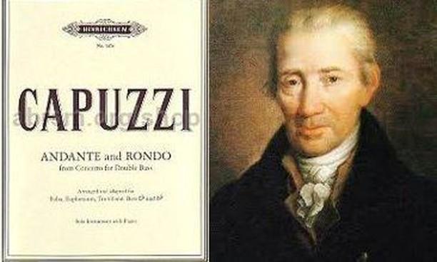 Happy birthday to Italian violinist and composer Giuseppe Antonio Capuzzi. #RyanAceMusic