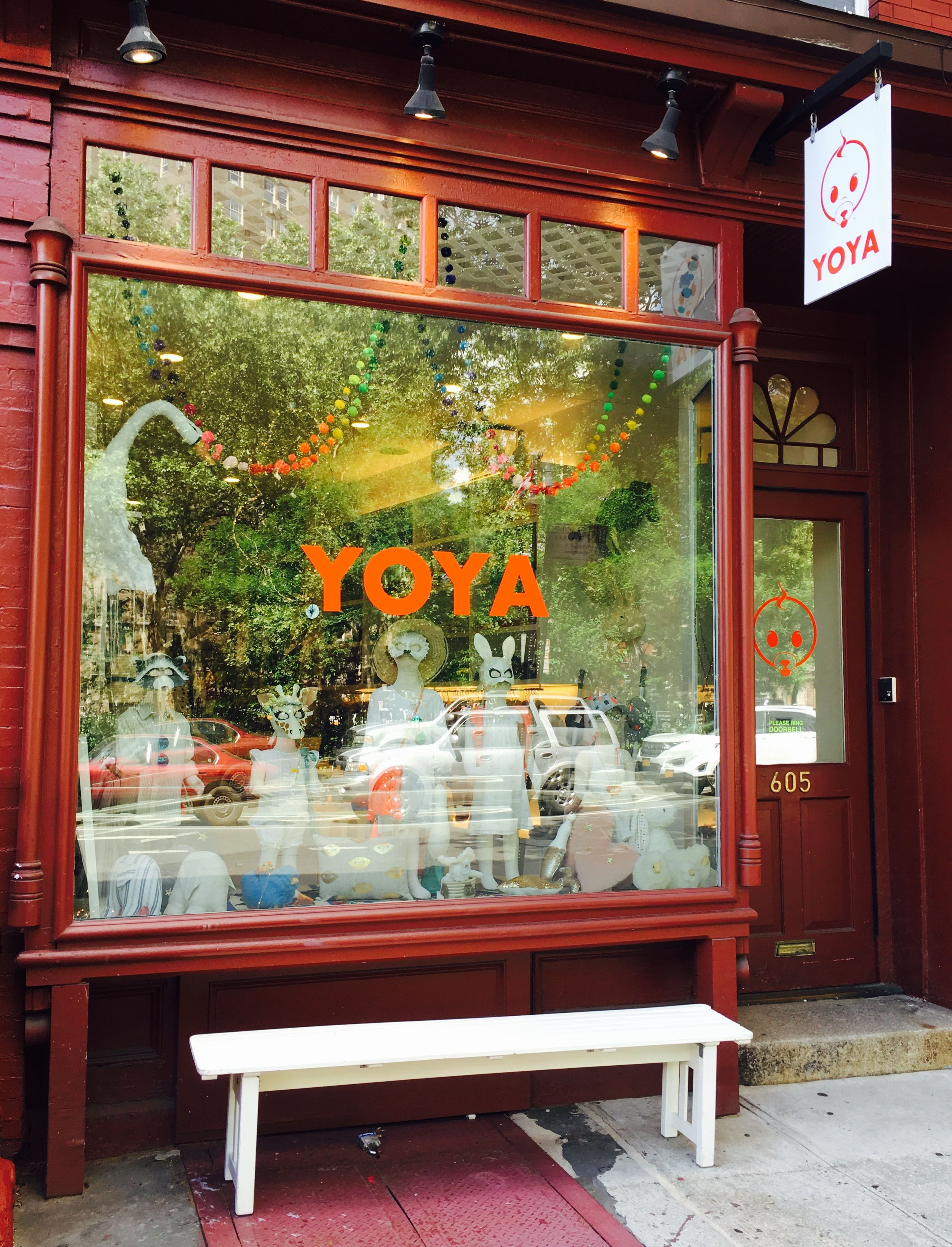 Yoya in the West Village provides a lifestyle brand for your children that will make you wish you were a child again.