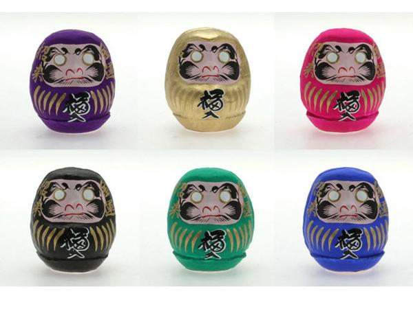Daruma Doll from Pearl River, $8.95