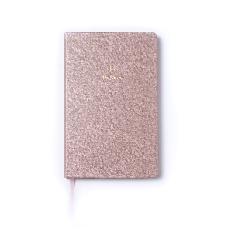 "Whitby is a fashion handbag and accessories brand that gives 15% of its proceeds to non-profit organizations to help nonprofit partners to prevent the exploitation of girls through education. This ""She Thrives"" journal is the perfect gift for mom's, daughters, friends, etc.  WHITBY"