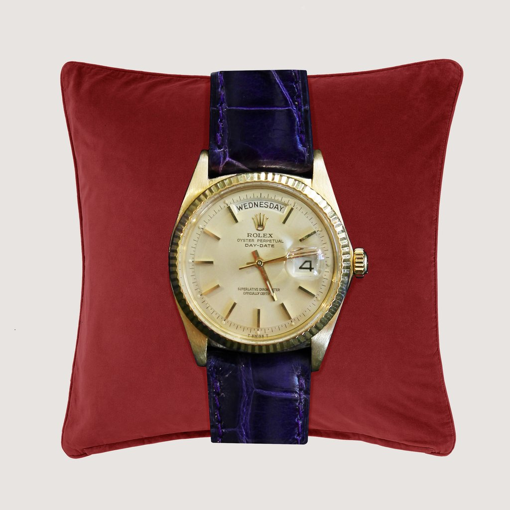 Rowing Blazers, Rolex Day-Date 1803, Wind Vintage, $9,900