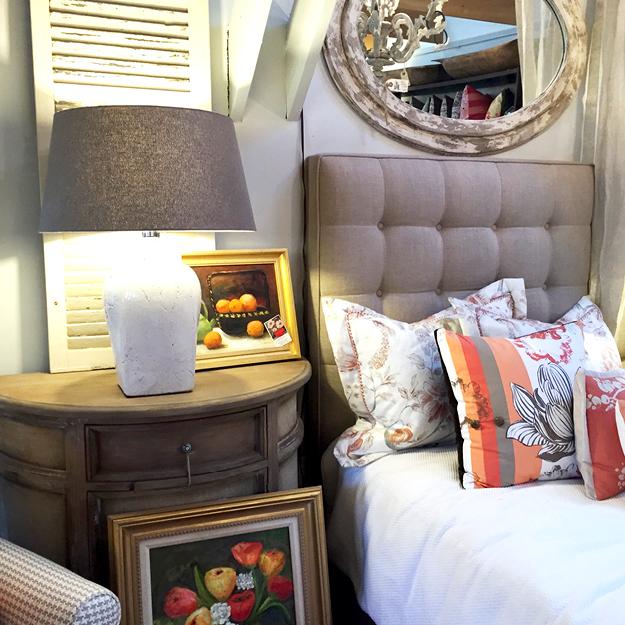 Custom Upholstery & Bedding