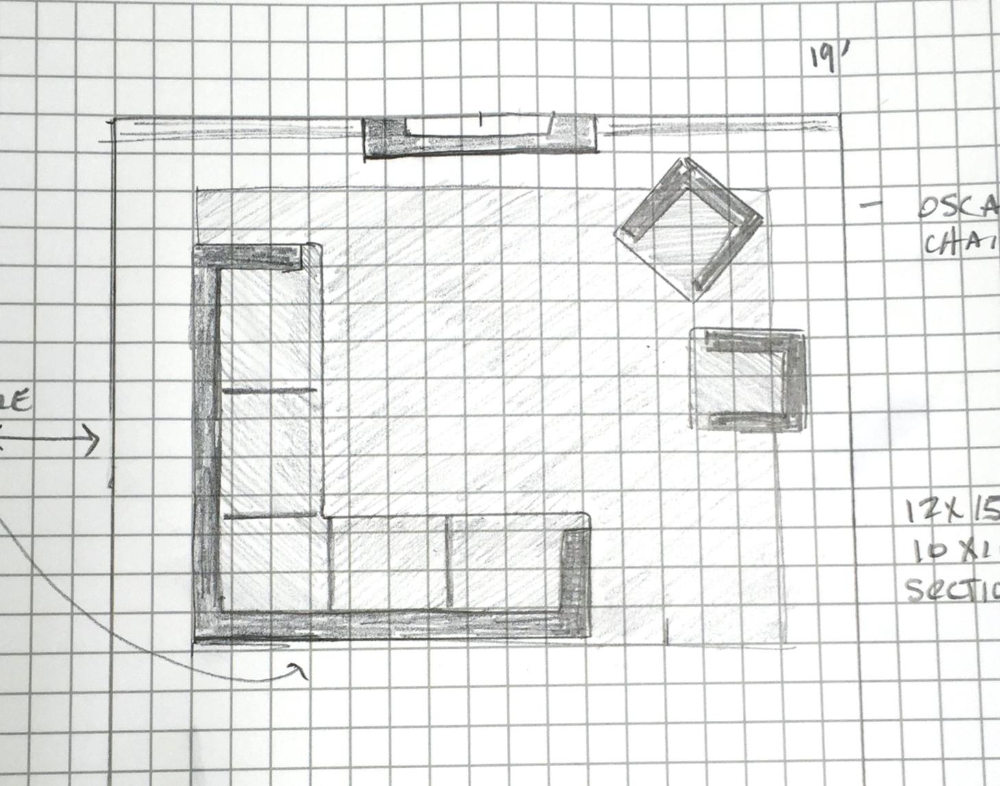 Floor Plans by Lake Interiors | © Lake Interiors Inc.