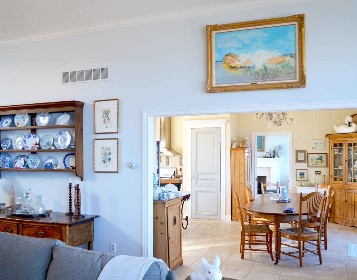 Paint Selection by Lake Interiors | © Lake Interiors Inc.