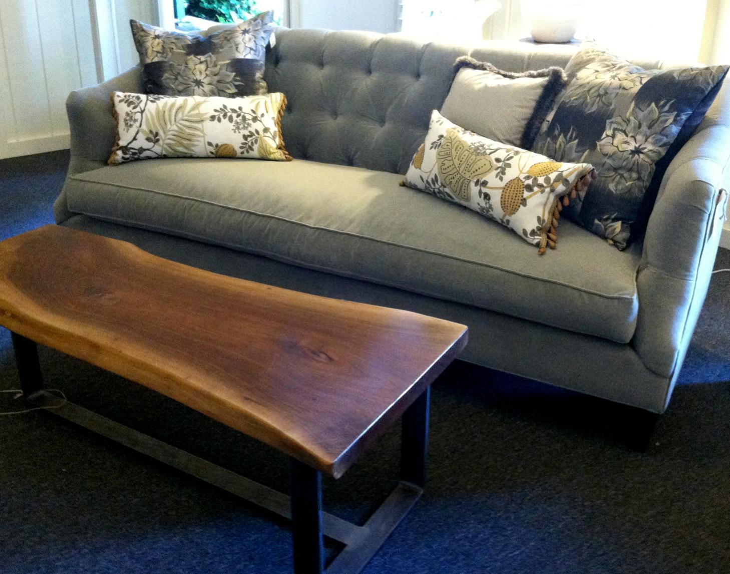 Custom Upholstery by Lake Interiors | © Lake Interiors Inc.