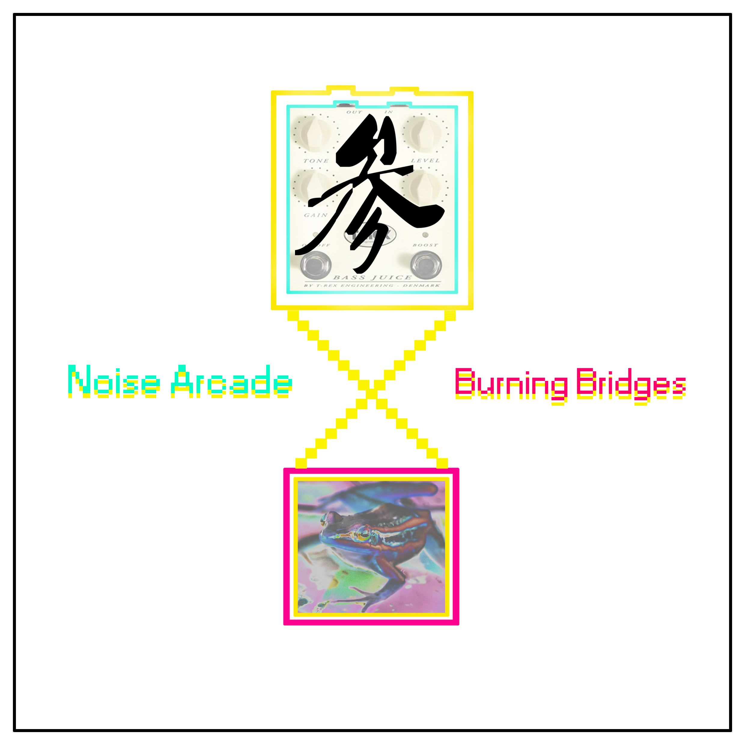 noise arcade burning bridges