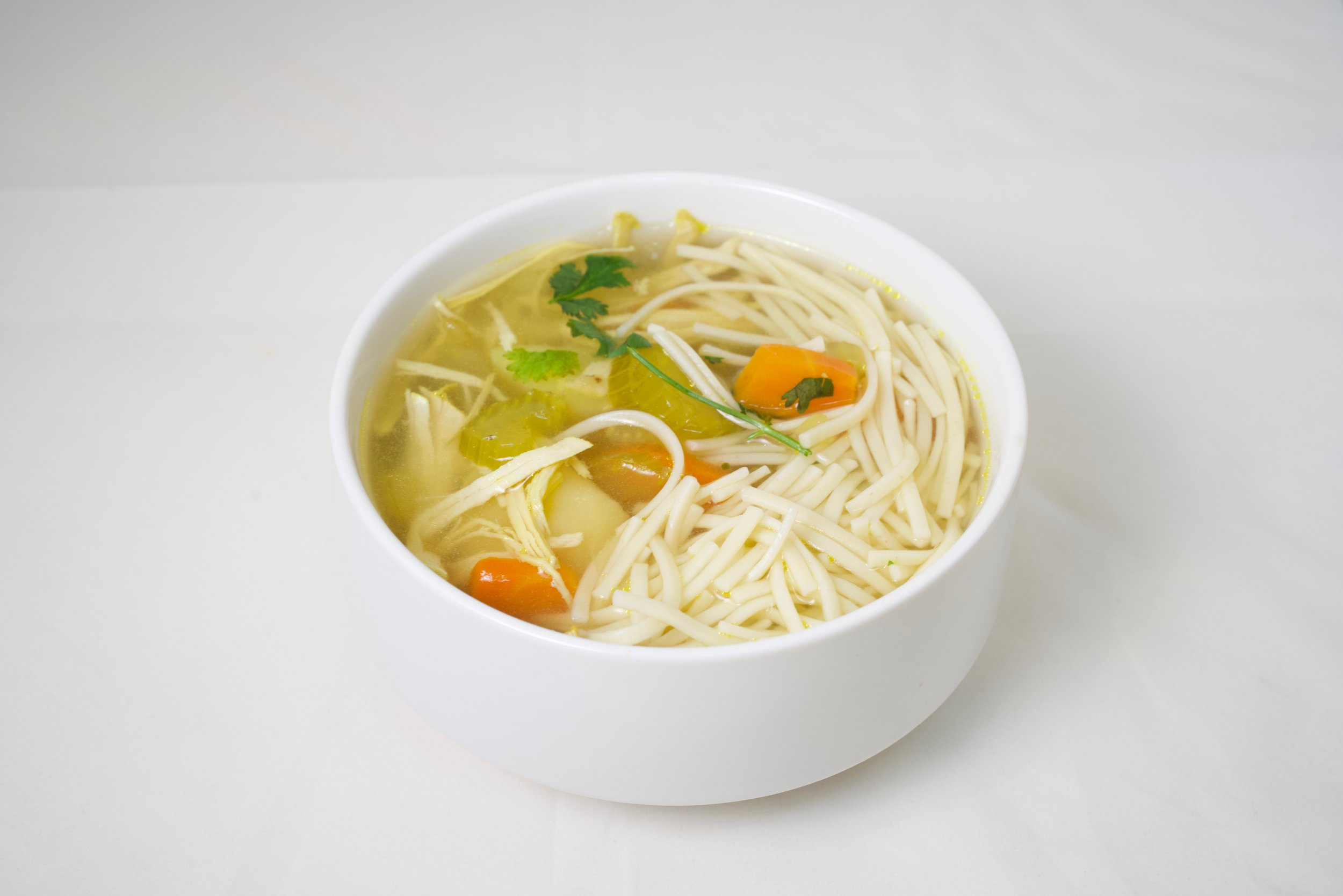 67. Chicken-n-Vegetable w. Noodle