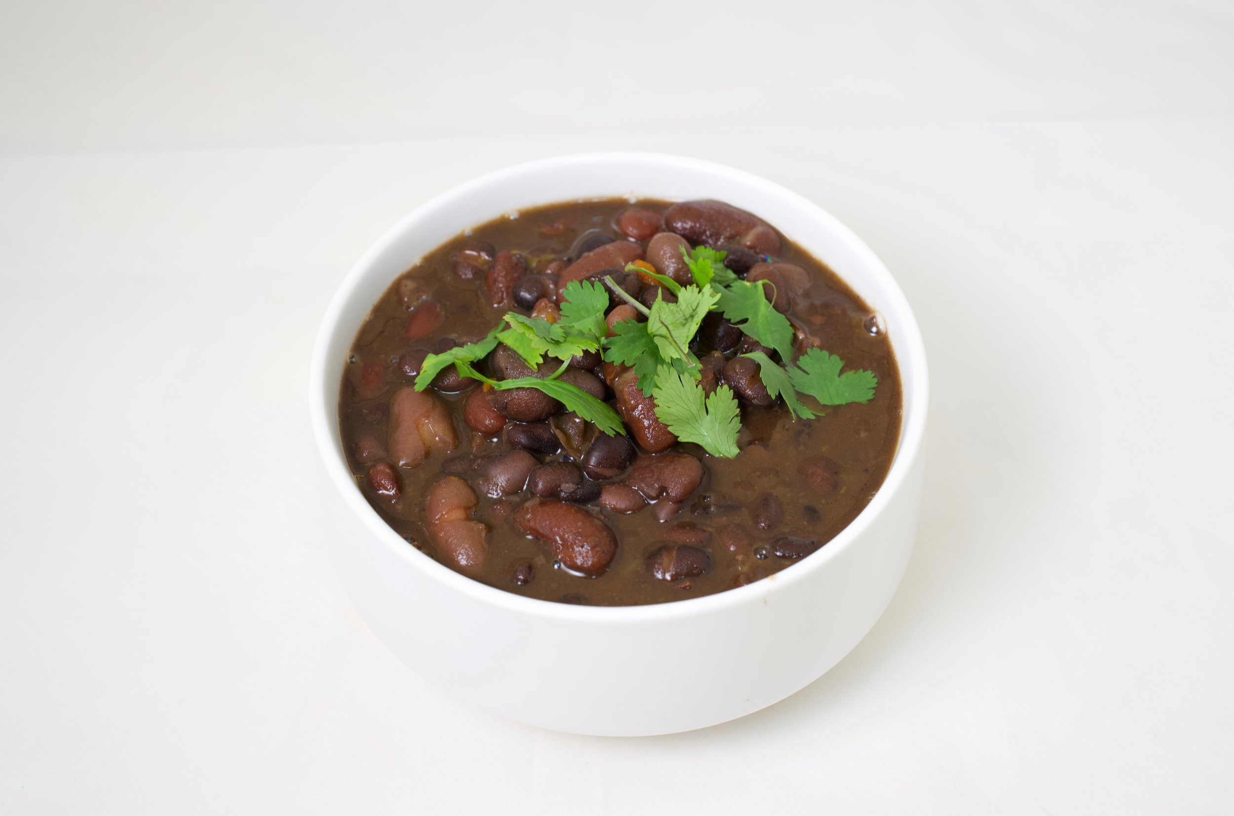 64. Vegetable Chili Beans