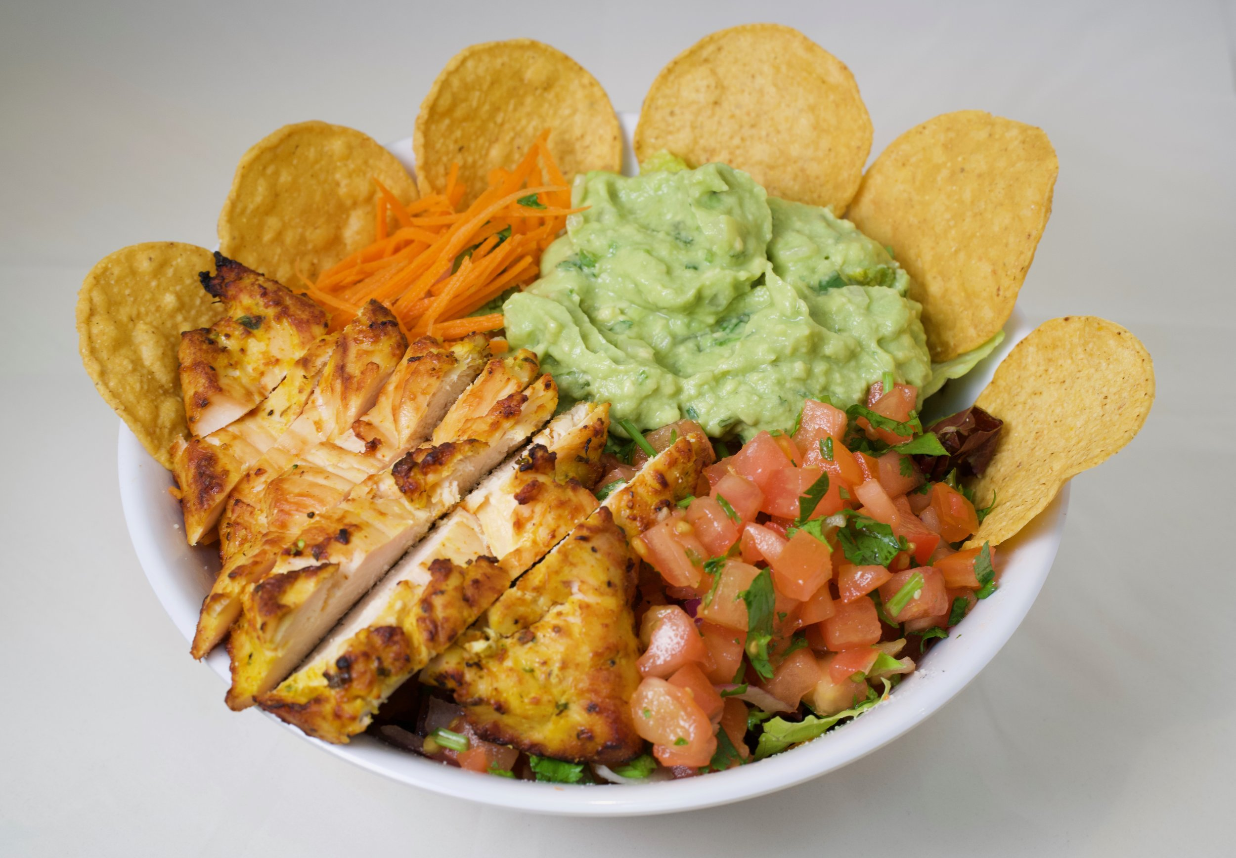 107. Guacamole Crunch Chicken Salad