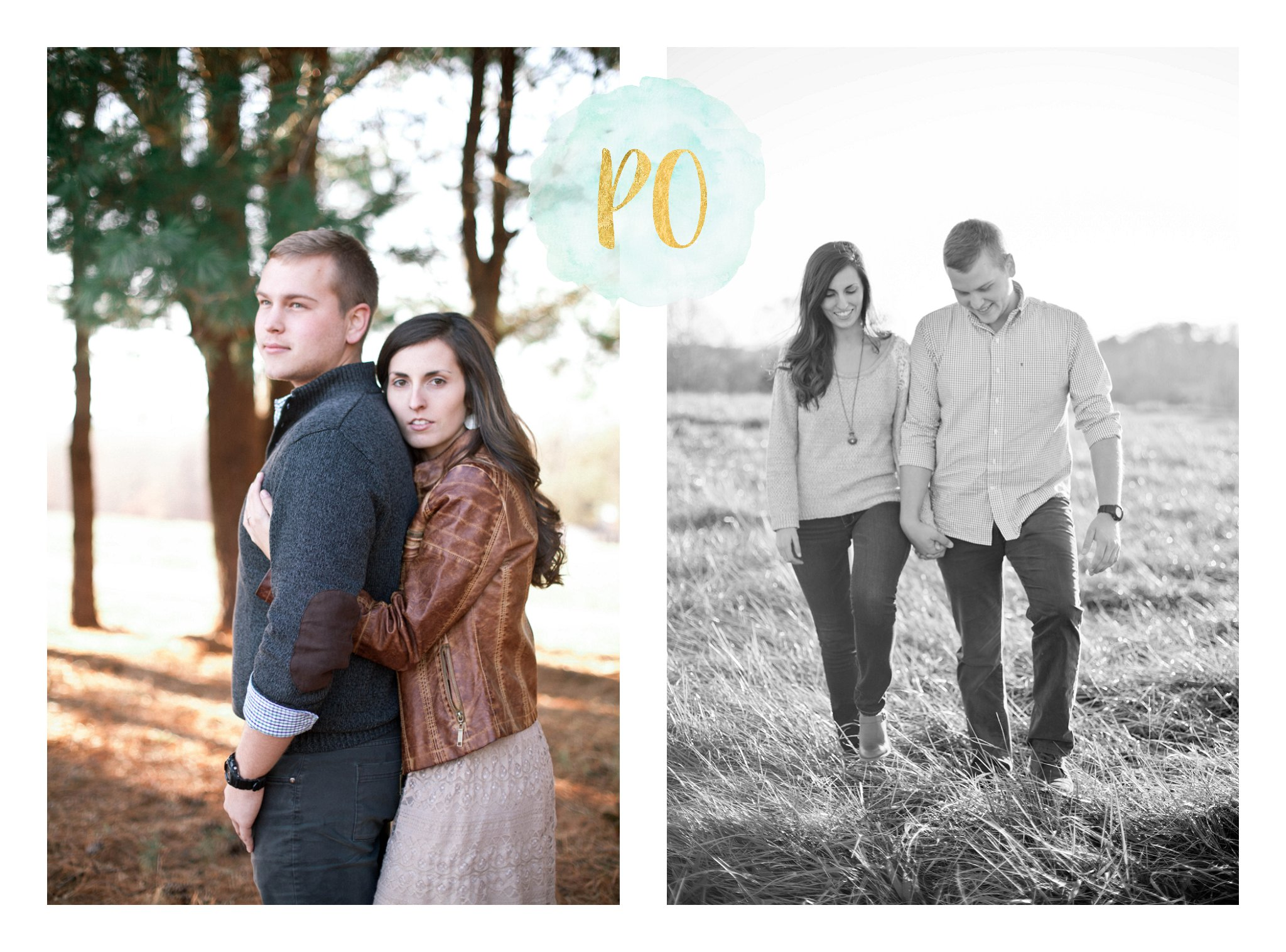 lindsey plantation, outdoor, engagement, field, poured out photography