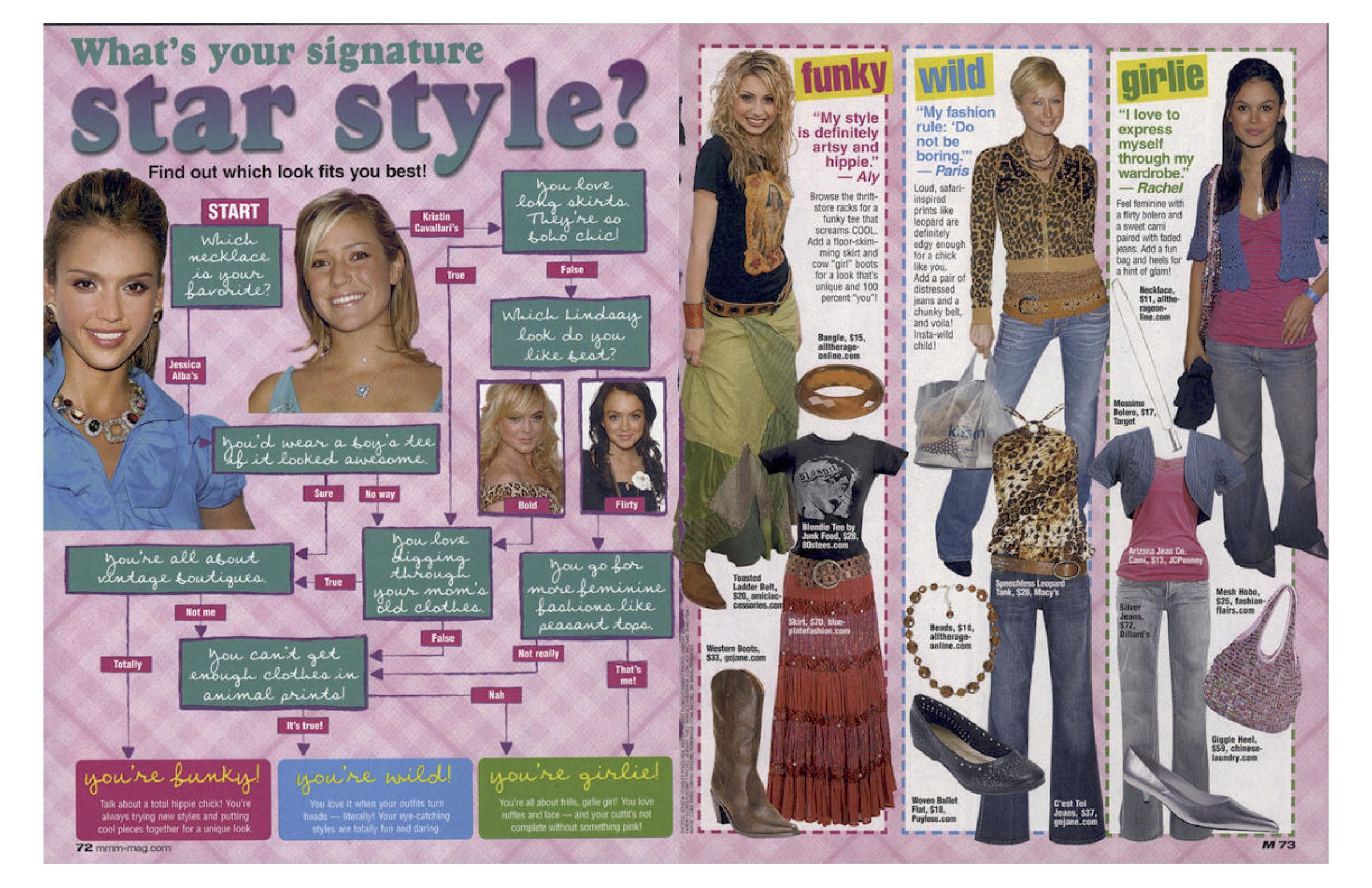 star style | 2006