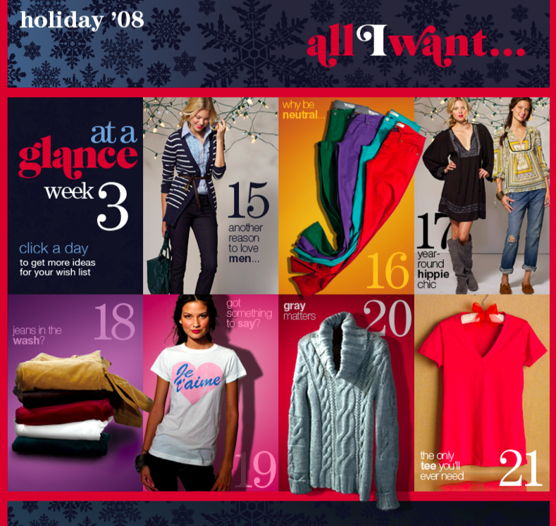 holiday '08 | gift guide